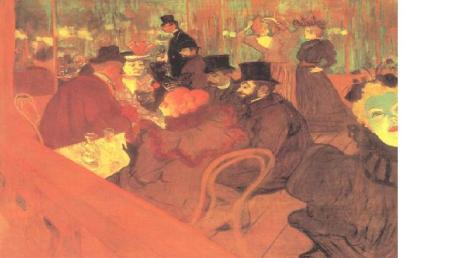 lautrec moulin rouge